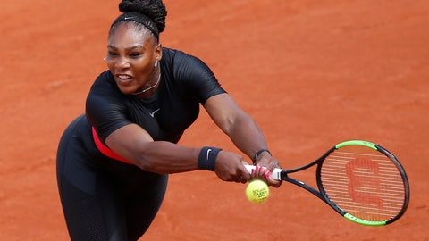 WTA: Rule changes on ranking after pregnancy, leggings