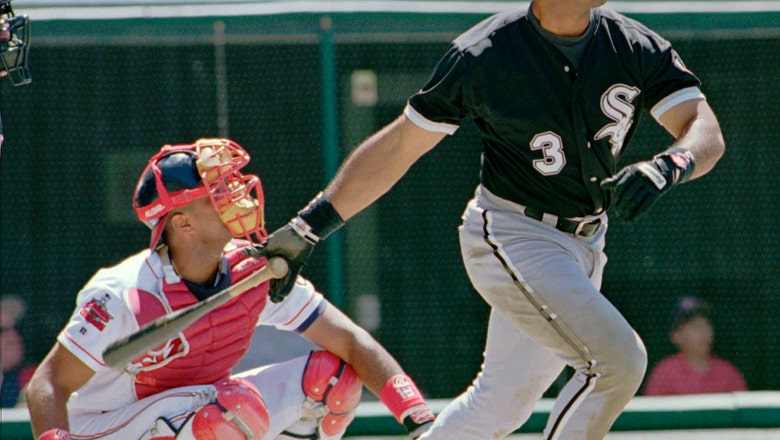 Baines surprised by Hall of Fame election _ many others, too