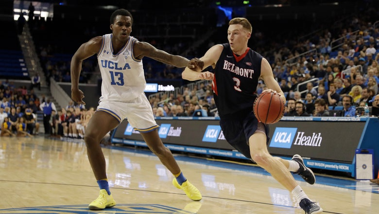 Belmont rallies to beat UCLA 74-72