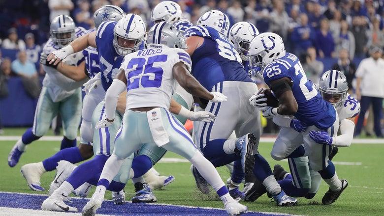 Colts use Mack attack, defense to shut down Cowboys 23-0