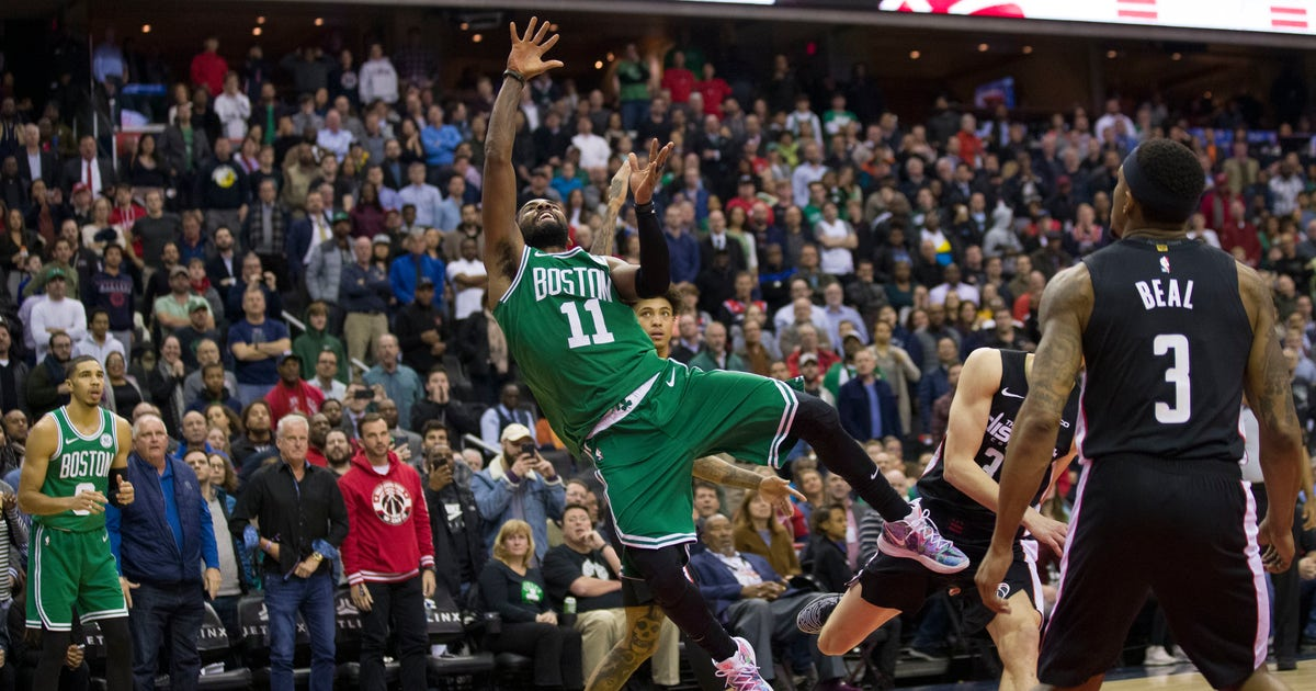 Irving helps Celtics past Wizards 130-125 in overtime  b8d74dcff