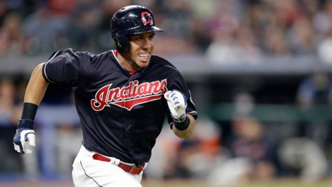 <p>               FILE - In this Sept. 19, 2018 file photo Cleveland Indians' Michael Brantley runs to first base on a passed ball in the third inning of a baseball game against the Chicago White Sox in Cleveland. A person familiar with the negotiations tells The Associated Press the Houston Astros have agreed to a two-year deal with free agent outfielder Michael Brantley. The person spoke on the condition of anonymity Monday, Dec. 17, 2018 because the club has not yet announced the move. (AP Photo/Tony Dejak, file)             </p>