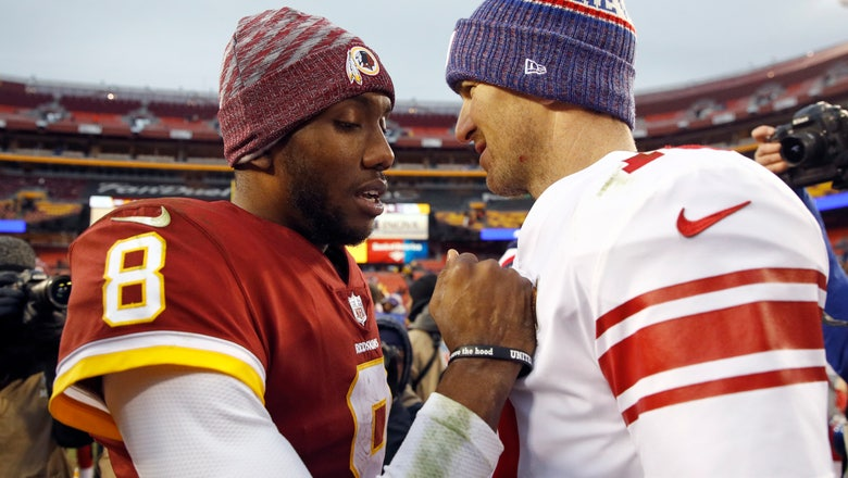4th Redskins QB starter of season prepped with 'Madden NFL'