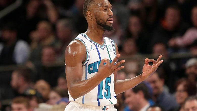 Walker, Lamb lead Hornets to 119-107 win over Knicks