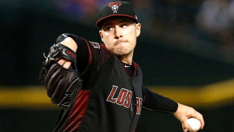 <p>               In this Sept. 22, 2018 file photo Arizona Diamondbacks pitcher Patrick Corbin throws in the first inning during a baseball game against the Colorado Rockies in Phoenix. A person familiar with the deal says All-Star pitcher Patrick Corbin has agreed to a six-year contract with the Washington Nationals, pending a physical exam. The person confirmed the length of the agreement to The Associated Press on condition of anonymity on Tuesday because nothing had been announced by the team. (AP Photo/Rick Scuteri, file)             </p>