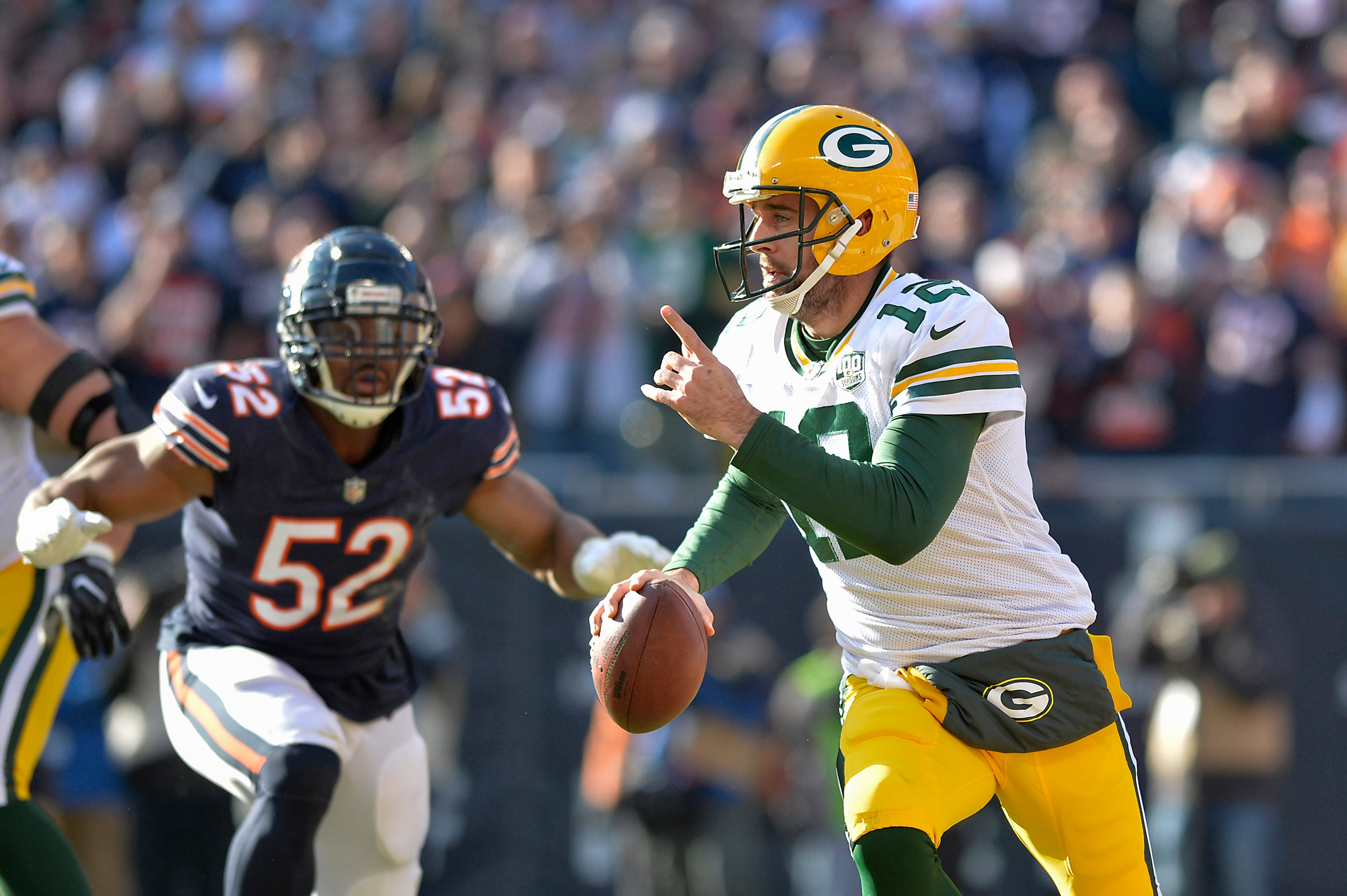 Green Bay Packers at Chicago Bears to open 2019 schedule 091ea3e25
