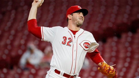 <p>               FILE - In this Tuesday, Sept. 25, 2018 file photo, Cincinnati Reds starting pitcher Matt Harvey throws during the first inning of the team's baseball game against the Kansas City Royals in Cincinnati. A person familiar with the negotiations tells The Associated Press that pitcher Matt Harvey has agreed to an $11 million, one-year contract with the Los Angeles Angels. The person spoke Tuesday, Dec. 18, 2018 on condition of anonymity because the agreement had not yet been announced.(AP Photo/John Minchillo, File)             </p>