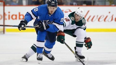 Saturday, Dec. 21 at Winnipeg Jets