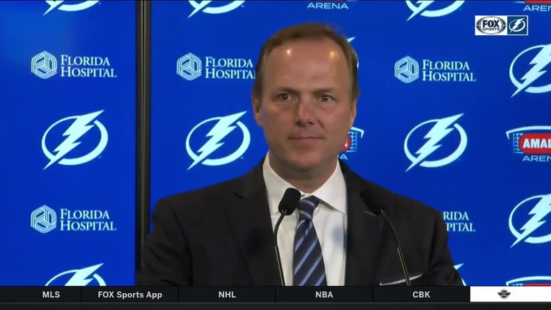 Jon Cooper: It's about 'keeping this mojo going'