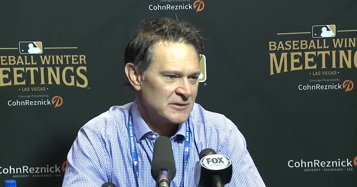 Marlins manager Don Mattingly at Winter Meetings (part 1): On changes to coaching staff, status of J.T. Realmuto
