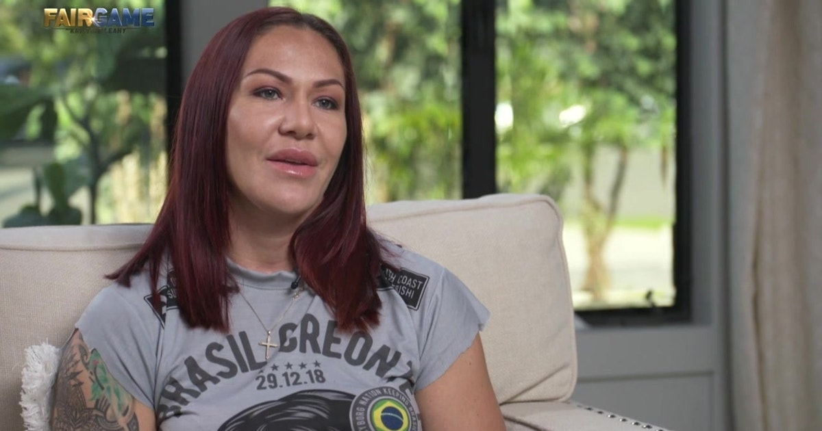 Cris Cyborg On Breaking Gender Stereotypes In The Mma I