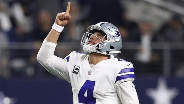 Colin Cowherd: Dak Prescott is the future of the Cowboys at QB