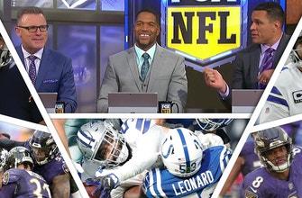 The FOX NFL crew breaks down the Week 15 performances by the Cowboys, Ravens & Bears