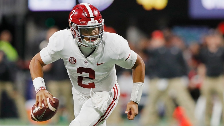 No. 1 Alabama comes back versus No. 4 Georgia behind Jalen Hurts to win the SEC Championship Game