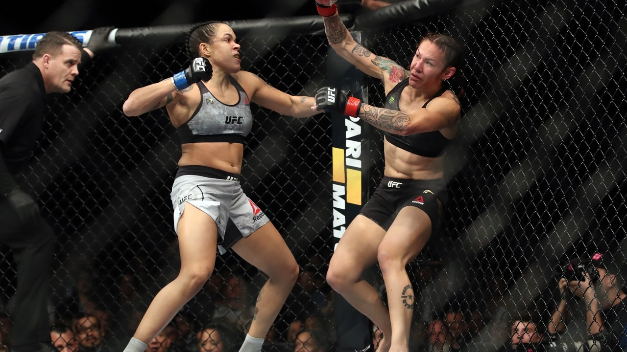 Image result for nunes vs cyborg