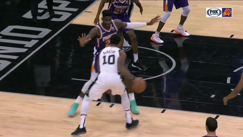 HIGHLIGHTS: Suns cannot hang with Spurs for 4 quarters