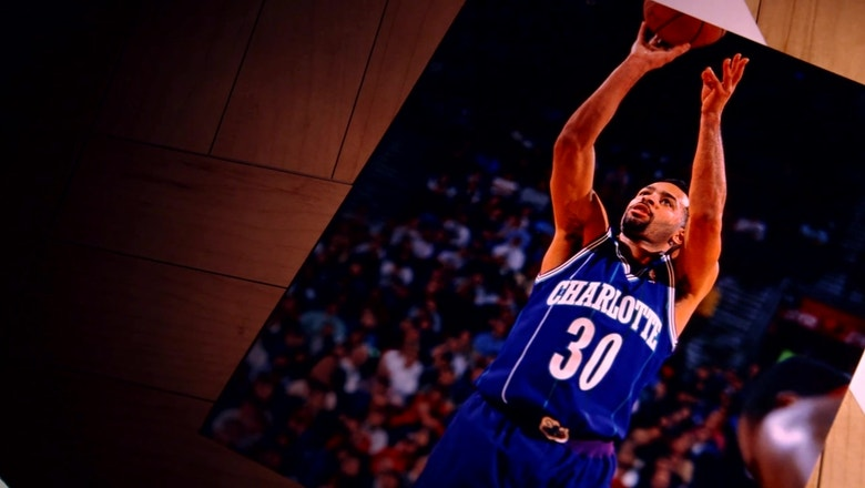 Dell Curry found home in Charlotte after 1988 expansion draft