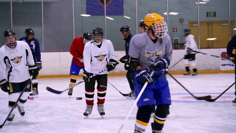 LA Kings Weekly: West Ranch HS squad assists Valencia SNAP Flyers
