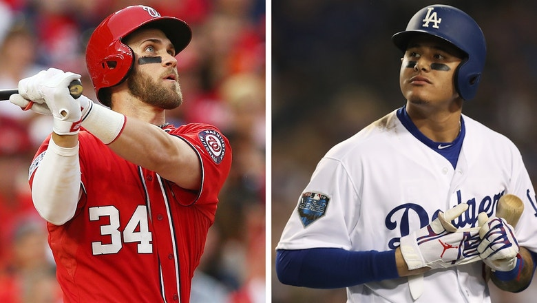Ken Rosenthal: Why Bryce Harper, Manny Machado might not sign deals at the Winter Meetings