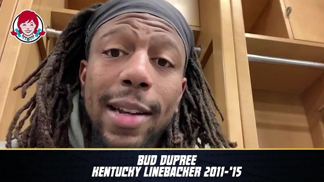buy popular 44b4d 2ee5d Former University of Kentucky LB Bud Dupree knows his team is going to play  fast and strong in the Citrus Bowl against Penn State
