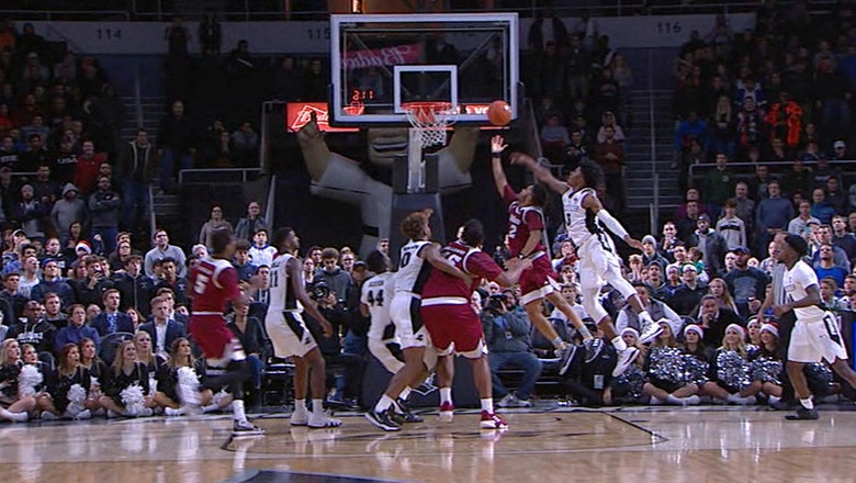 Luwane Pipkins' clutch layup delivers comeback win for UMass over Providence