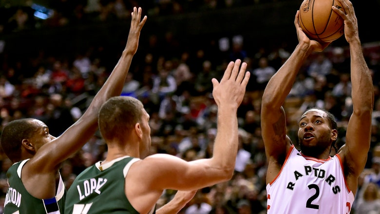 Raptors go west, Kawhi back to Oracle where so much changed