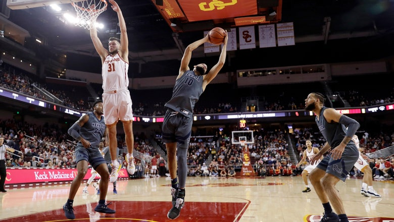 No. 5 Nevada dominates USC in 2nd half of 73-61 victory