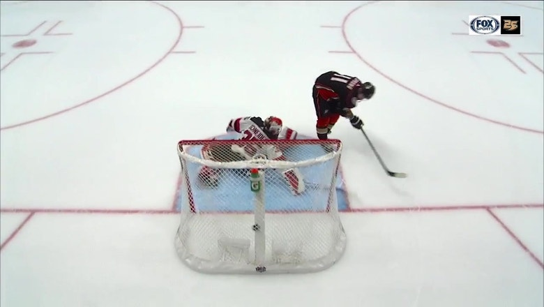 HIGHLIGHTS: Sprong, Getzlaf lead Ducks to shootout win over Devils