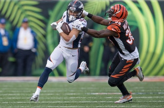 Broncos' reliance on rookies only increases with injuries