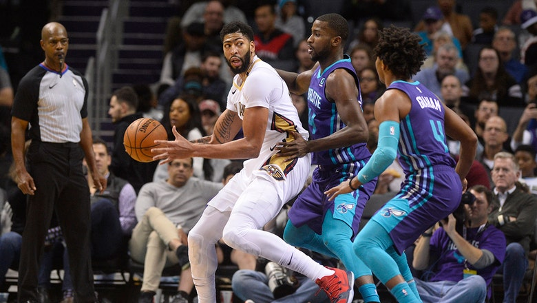 Hornets LIVE To Go: Shorthanded Hornets fall to Pelicans