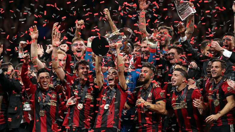 Atlanta United delivers city's first championship since 1995