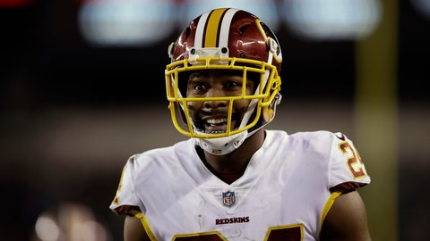 <p>               FILE - In this Dec. 3, 2018, file photo, Washington Redskins' Josh Norman reacts during the second half of an NFL football game against the Philadelphia Eagles in Philadelphia. Norman says the Redskins' defense needs to figure out a way to stop opponents on third down if Washington is going to get back to its winning ways. The defense's solid play was a big part of why the Redskins started the season 5-2 and the unit's struggles are a big part of why the club is on a three-game losing streak. (AP Photo/Matt Rourke)             </p>