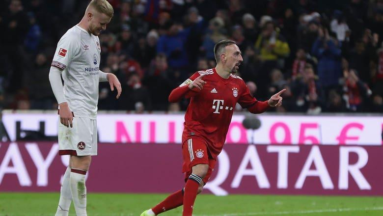 Bayern Munich vs. 1. FC Nürnberg | 2018-19 Bundesliga Highlights