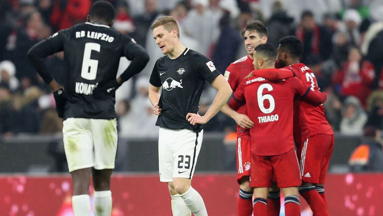 Bayern Munich vs. RB Leipzig | 2018-19 Bundesliga Highlights