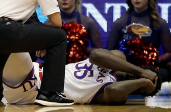 Kansas hopeful Azubuike returns by start of Big 12 play