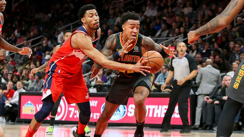 Lopsided second quarter leads to Hawks' 4th straight loss