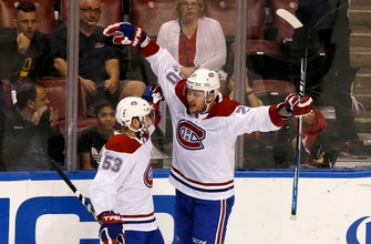Tatar scores twice to lead Canadiens over Panthers 5-3