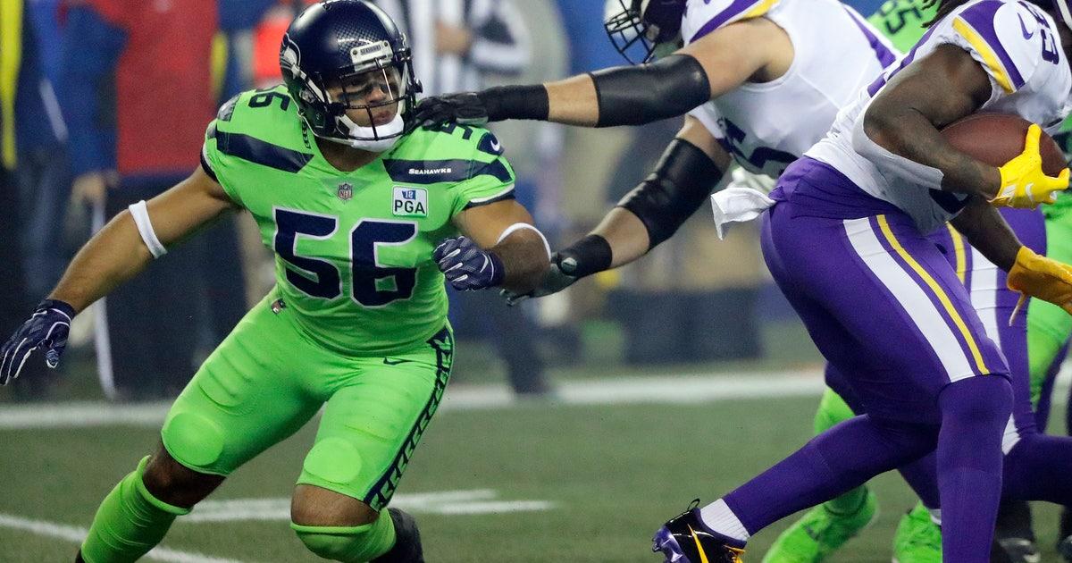 d4329d8e9 Seahawks lose LB Mychal Kendricks for season to knee injury | FOX Sports