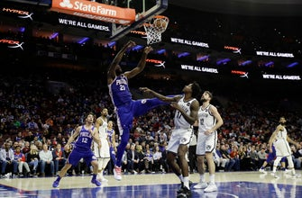 Dinwiddie scores career-best 39, Nets top 76ers 127-124
