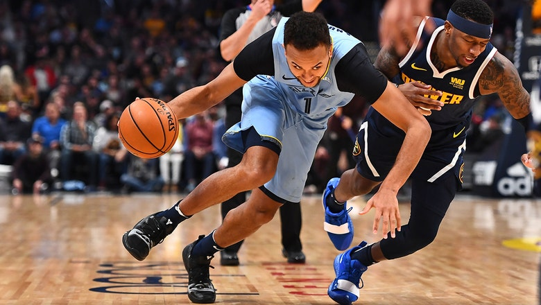 Grizzlies stumble in key matchup with Nuggets