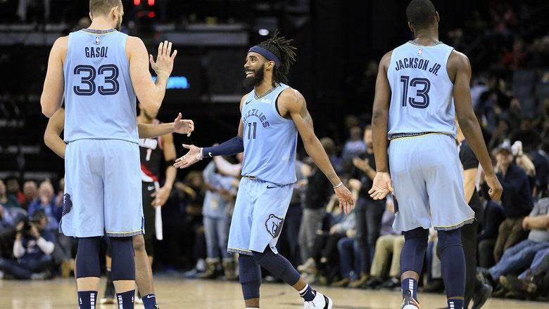 Grizzlies' defense clamps down on Blazers in low-scoring win