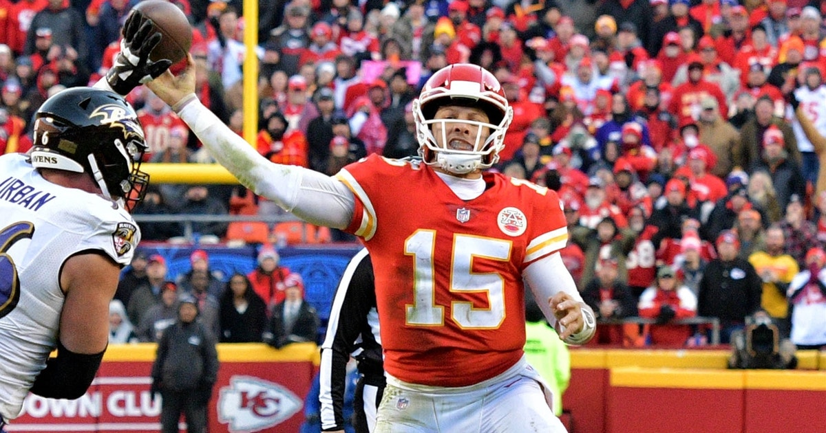 dc3c47993 Colin Cowherd  Pat Mahomes  deficiencies are overlooked because of his play  style