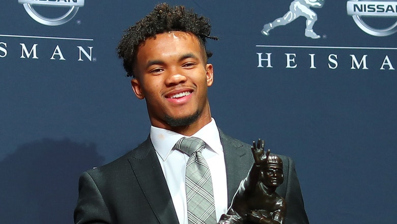 Rob Parker: Kyler Murray's decision is a no-brainer  —  head for the MLB