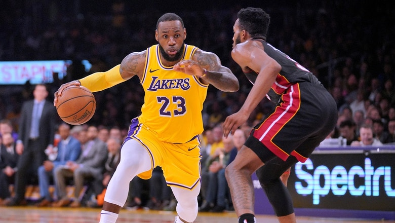 Colin Cowherd: 'LeBron has always made the right decision'