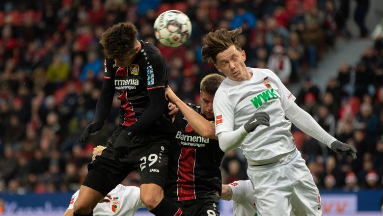 Bayer Leverkusen vs. FC Augsburg | 2018-19 Bundesliga Highlights