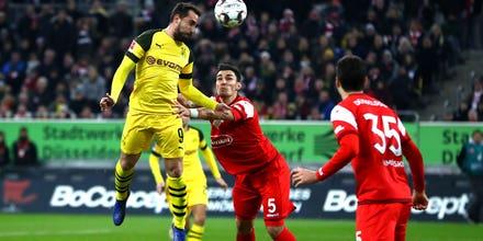 Dortmund vs düsseldorf