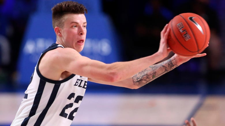 Butler's season comes to an end with 80-76 loss to Nebraska in the NIT