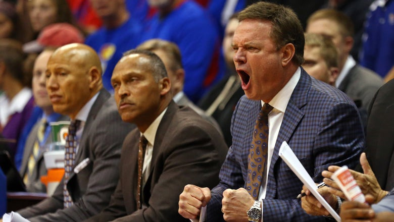 KU receives notice of allegations from NCAA, per AP source