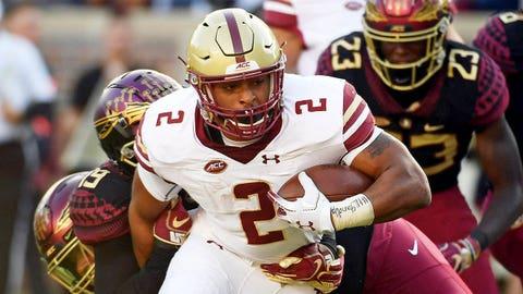 4. First Responder Bowl: Boston College vs. No. 25 Boise State, Dec. 26