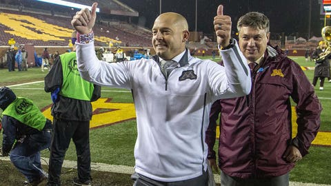 PJ Fleck Agrees to a Seven Year Contract Extension with Minnesota